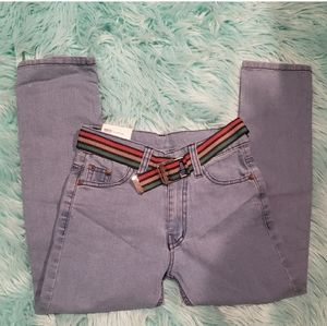 Levis | Jeans with belt - size 30